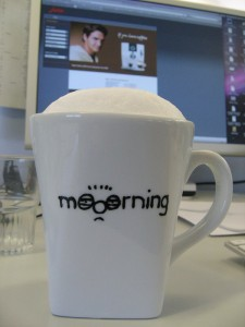 commonliner's coffee mug