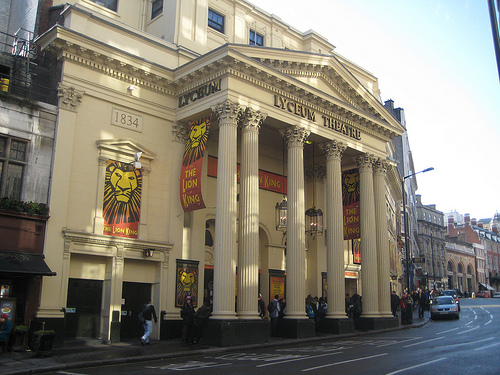 Lyceum Theatre London